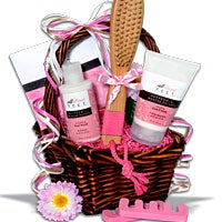 Complete Foot Care Gift Basket™ - (RETIRED) (6288)