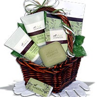 Complete Hand Care Gift Basket™ - (RETIRED) (6268)