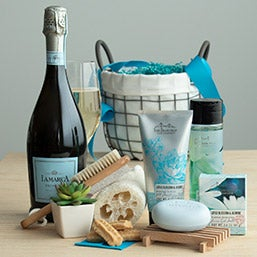 Premium Spa Gift Basket