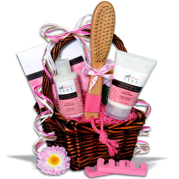 Spa Gift Basket Foot Care