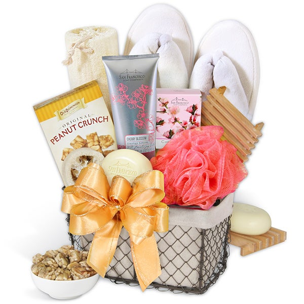 Spa Gift Basket Hand Care