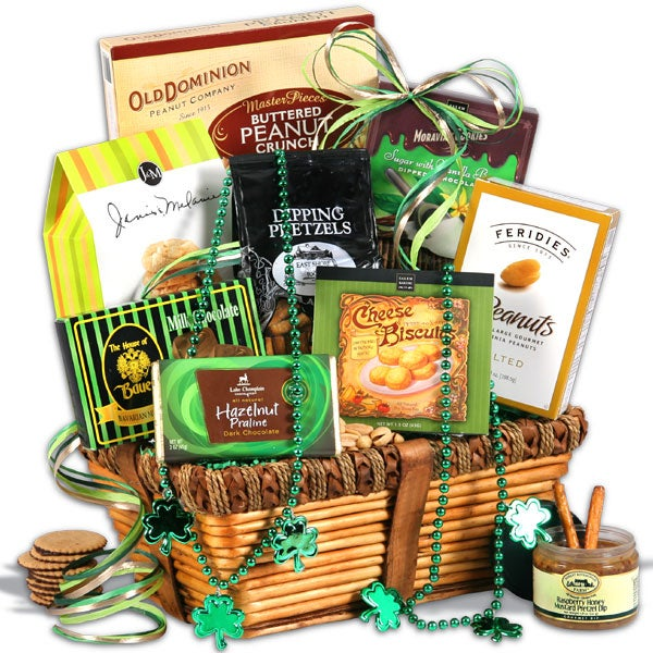 Kiss Me I'm Irish – St. Patrick's Day Gift Basket