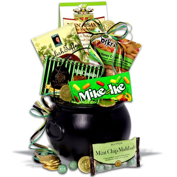 Luck Of The Irish - St. Patrick's Day Gift Basket