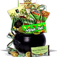 Luck Of The Irish - St. Patrick's Day Gift Basket (4742)