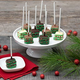Christmas Cheesecake Pops (9275)