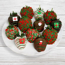 Gourmet Christmas Berries