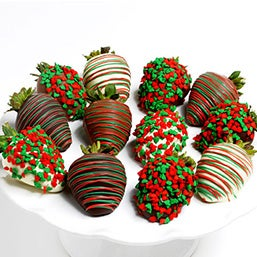 Gourmet Holiday Berries (9271)