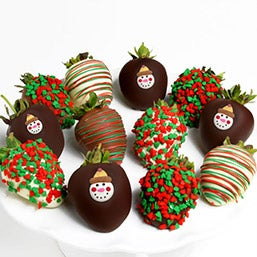 Gourmet Winter Berries