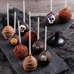 Halloween Cake Pops (9232)