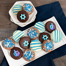 Happy Hanukkah Oreo® Cookies