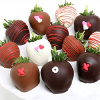Hugs & Kisses Strawberries (9101)