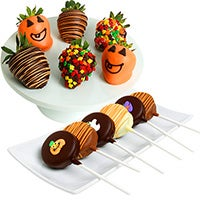 Halloween Strawberries & Oreo® Pops (9233)