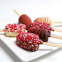Sweetheart Chocolate Covered Banana Bites (9104)