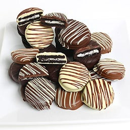 Triple Chocolate Dipped Oreo® Cookies (9036)