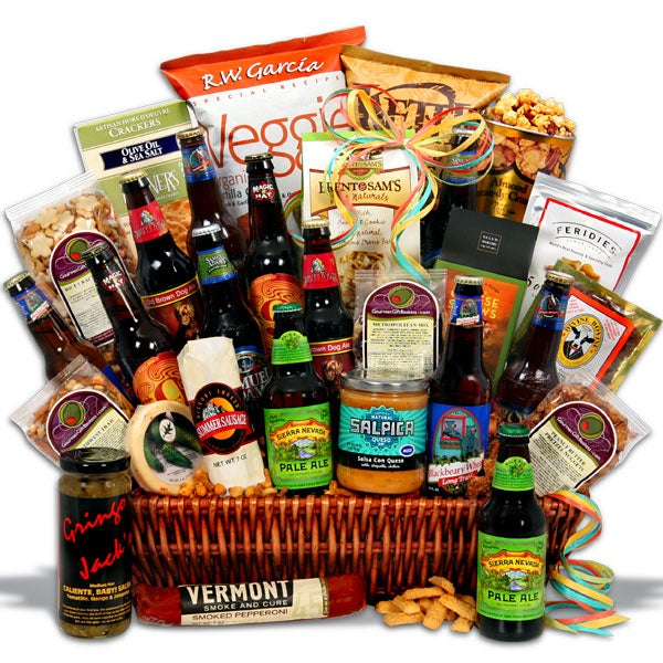 Extreme Tailgating™ - Super Bowl Gift Basket