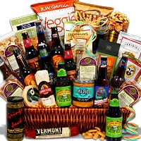 Extreme Tailgating™ - Super Bowl Gift Basket (4216)