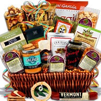 Super Bowl Tailgate Party Gift Basket (4215)