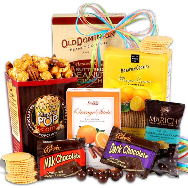 Snack and Chocolate Gift - Stack
