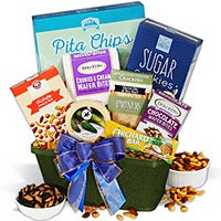 Sweets & Treats Gift Basket™ (4108)