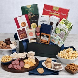 Sympathy Gift Basket Select (1031)