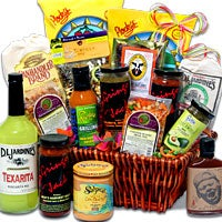 Tex-Mex Gift Baskets