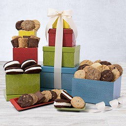 Bakers' Best Gift Tower
