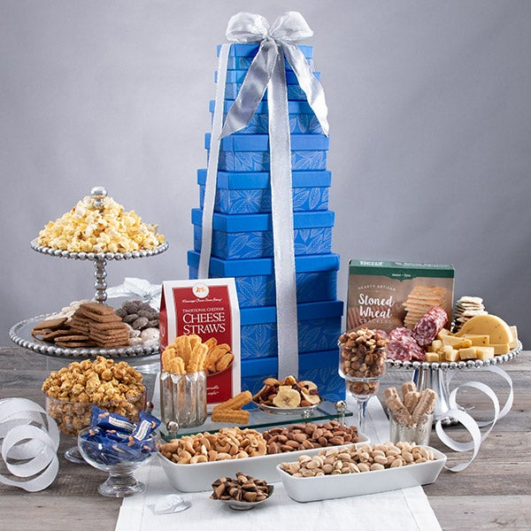 Ultimate Gourmet Gift Tower