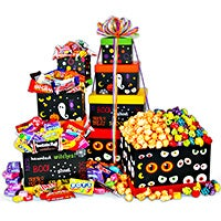 Halloween Spooky Eyes Tower (6885)