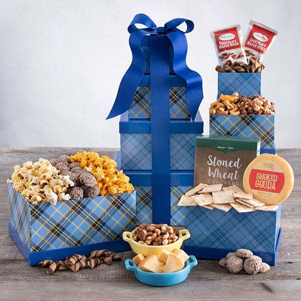 Sweetest Treats Gift Tower