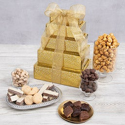 A Taste Of Elegance Gift Tower