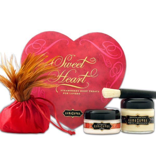Let your body do the talking - Valentines day gift basket