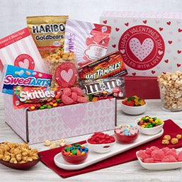 Sending All My Love Valentine39s Day Care Package