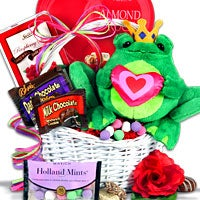 Toadally Yours™ – Valentine's Day Gift Basket (4599)
