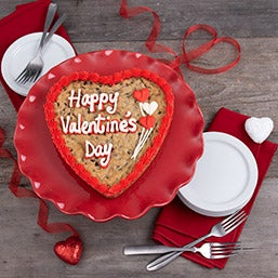 valentines day cookie cake - Valentines Gift Boxes