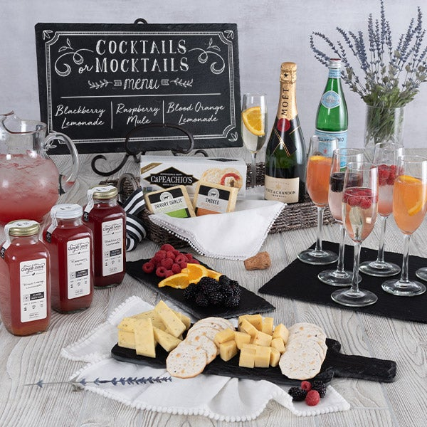 Champagne Wedding Gift