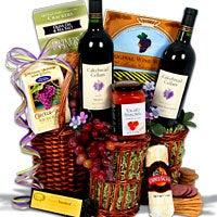 Cakebread Reds™ - Wine Gift Basket (5093)