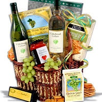 Cakebread Whites™ Wine Gift Basket (5092)