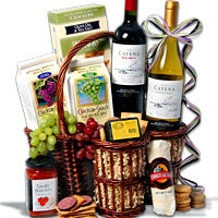 Catena Duo - Argentinean Wine Gift Basket™ (5104)