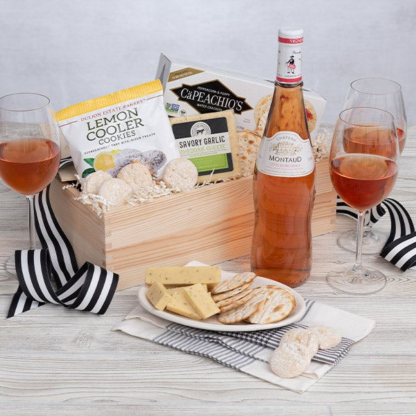 Rosé All Day Gift Crate