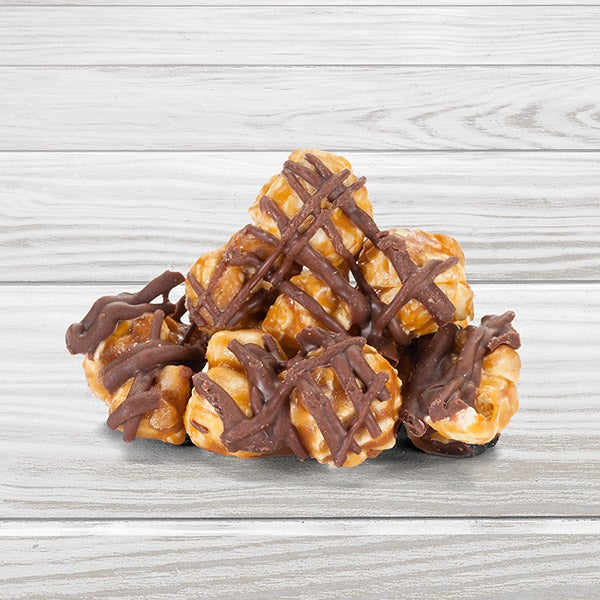Milk Chocolate Drizzle Popcorn 7364