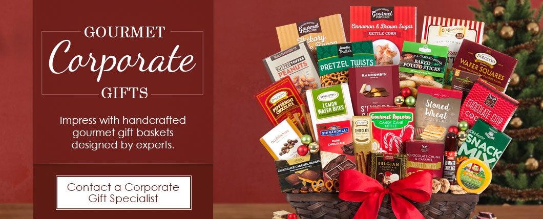 Corporate gift baskets by gourmetgiftbaskets
