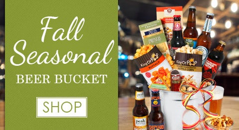 Fall Seasonal Beer Bucket
