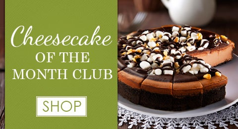 Monthly Cheesecake Club