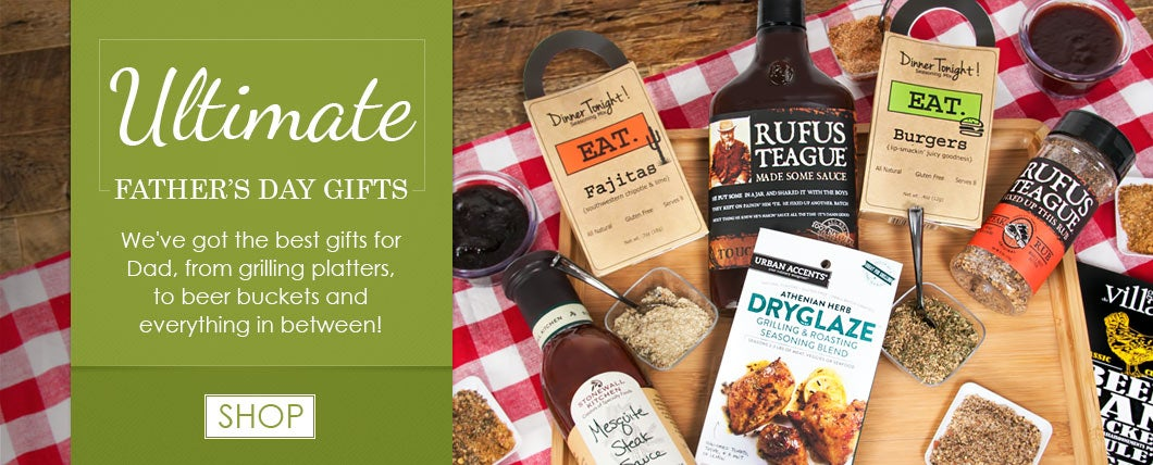 Father's Day Gifts and Gift Baskets