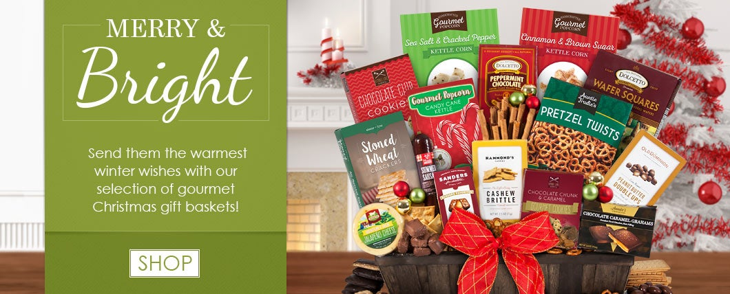 Gift baskets by gourmetgiftbaskets christmas gift basket premium christmas gift basket deluxe birthday gift baskets negle Image collections