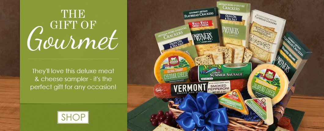 Stonewall Kitchen Sampler Gift Basket Gourmet Gifts Mega Deals And Coupons