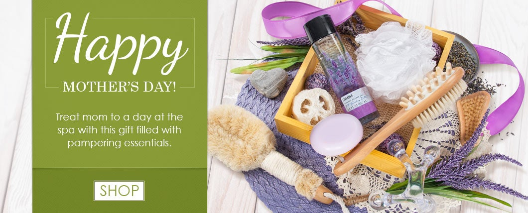 Happy Mother's Day Spa Gift Basket