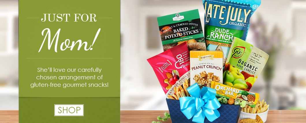 Mother's Day Gluten Free Gift Baskets