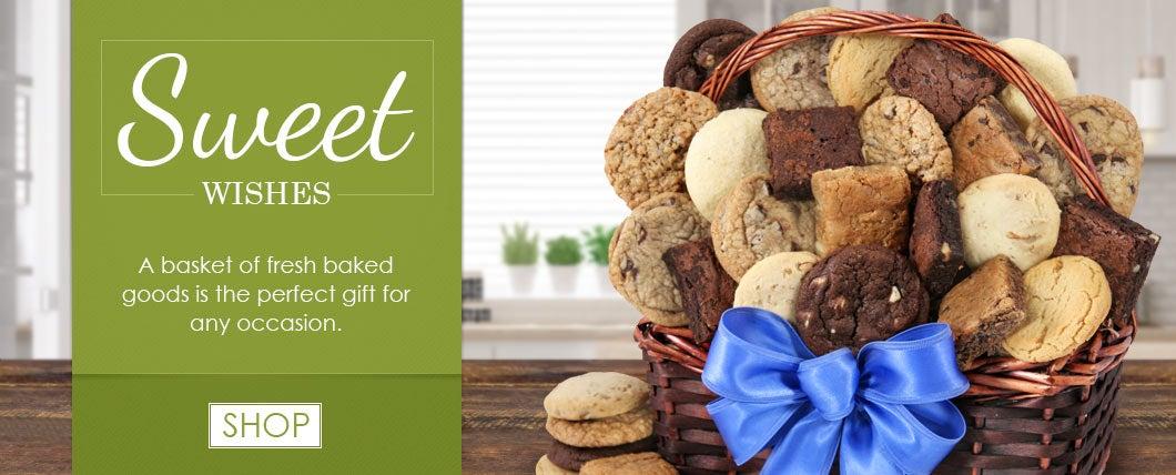 Gift baskets by gourmetgiftbaskets baked goods premium gift basket negle Gallery
